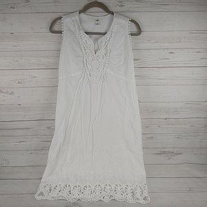 Cato White beach dress 8